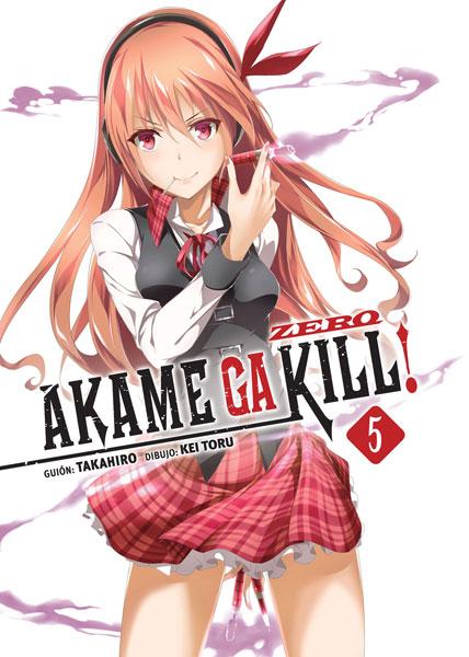Akame ga kill zero 5