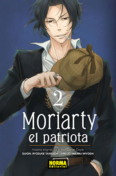 Moriarty 2