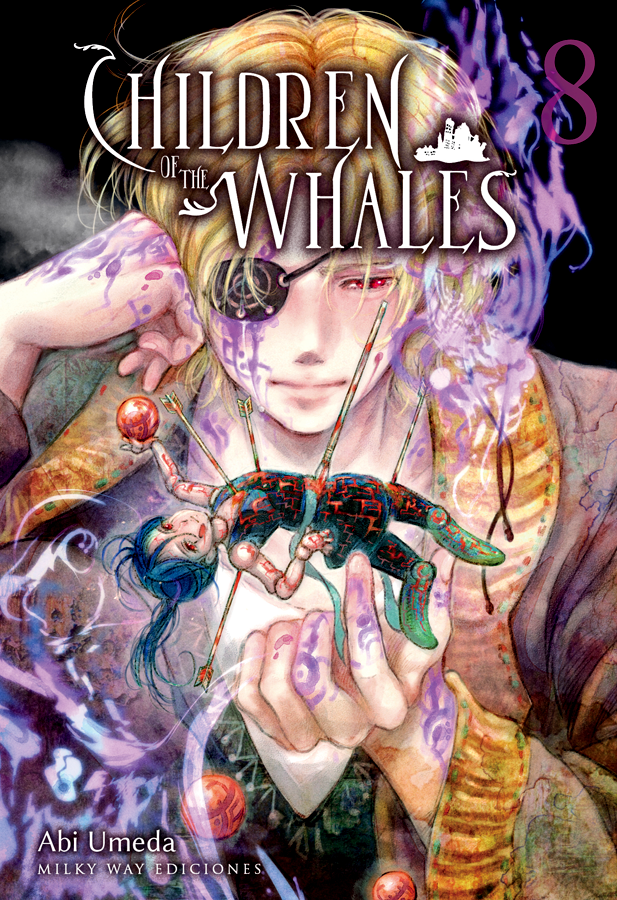 Children of the whales 8