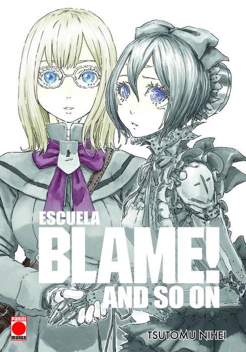 Escuela Blame