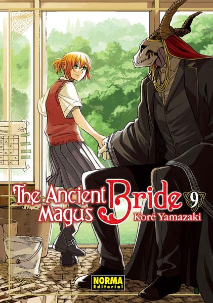 magus bride 9