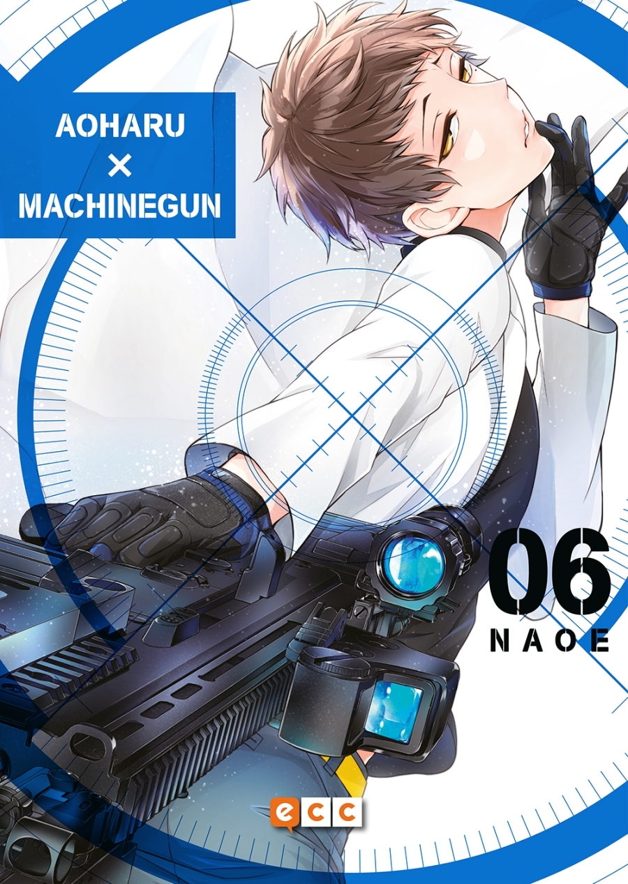Aoharu x Machinegun 6