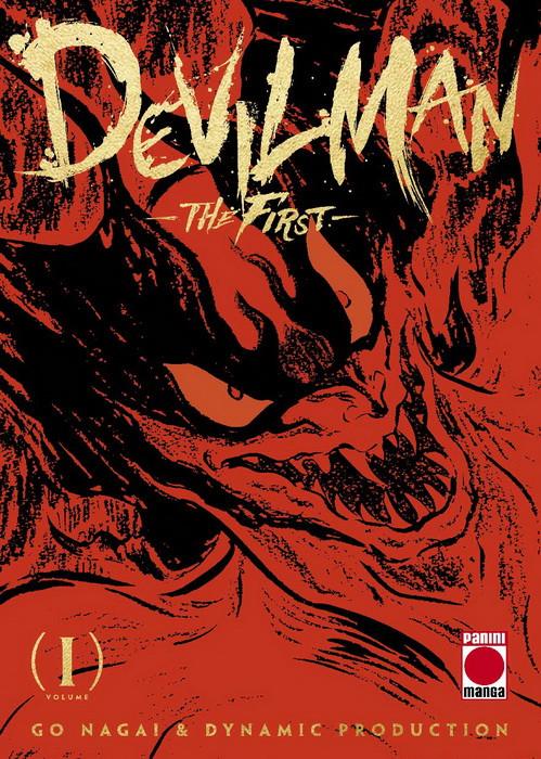 devilman panini 1