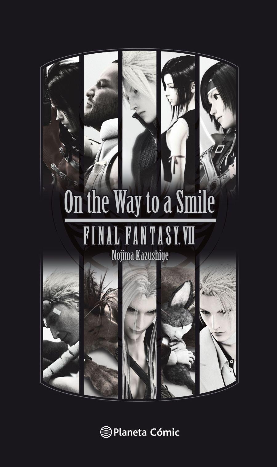 final fantasy vii novela