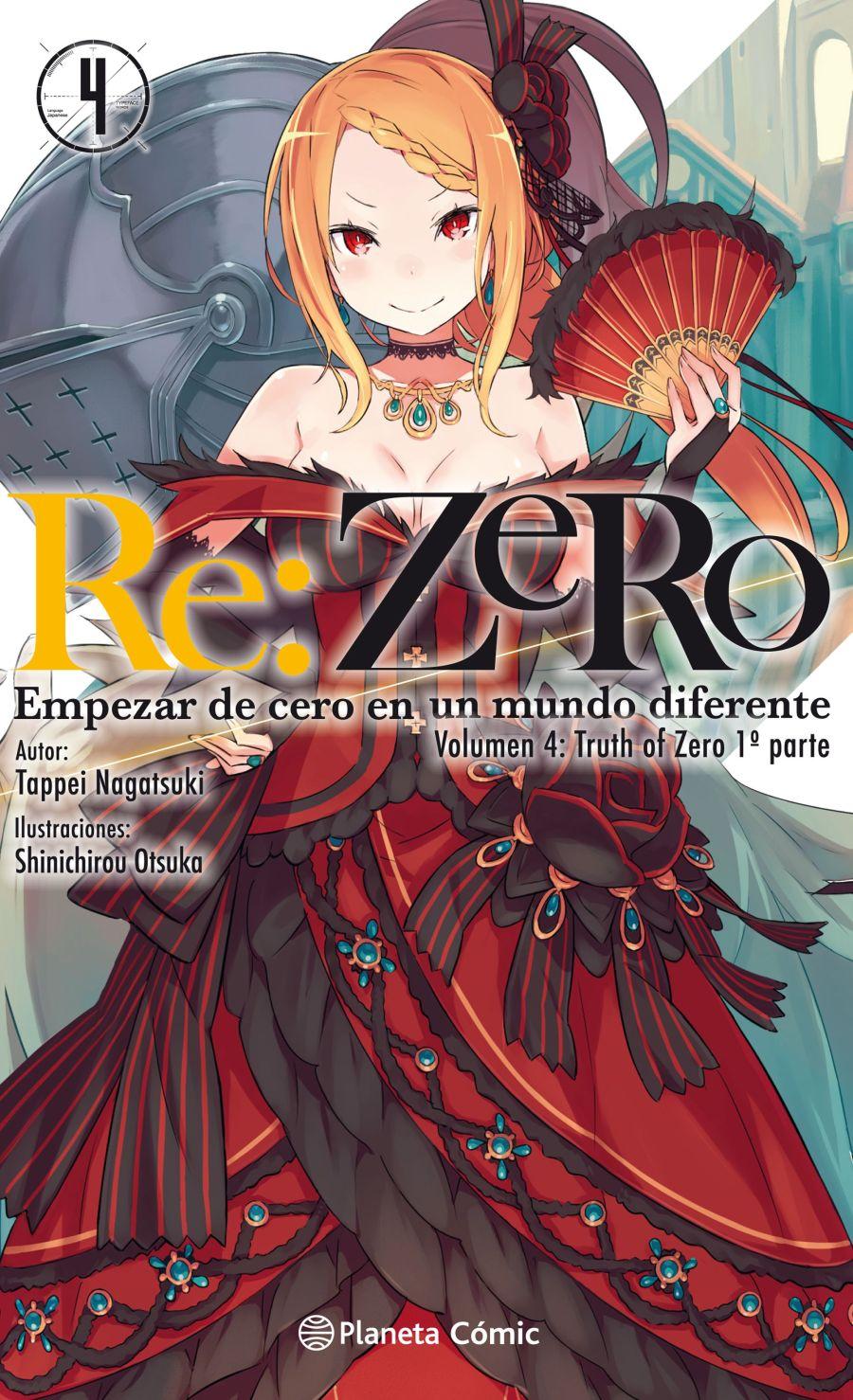 rezero novela 4