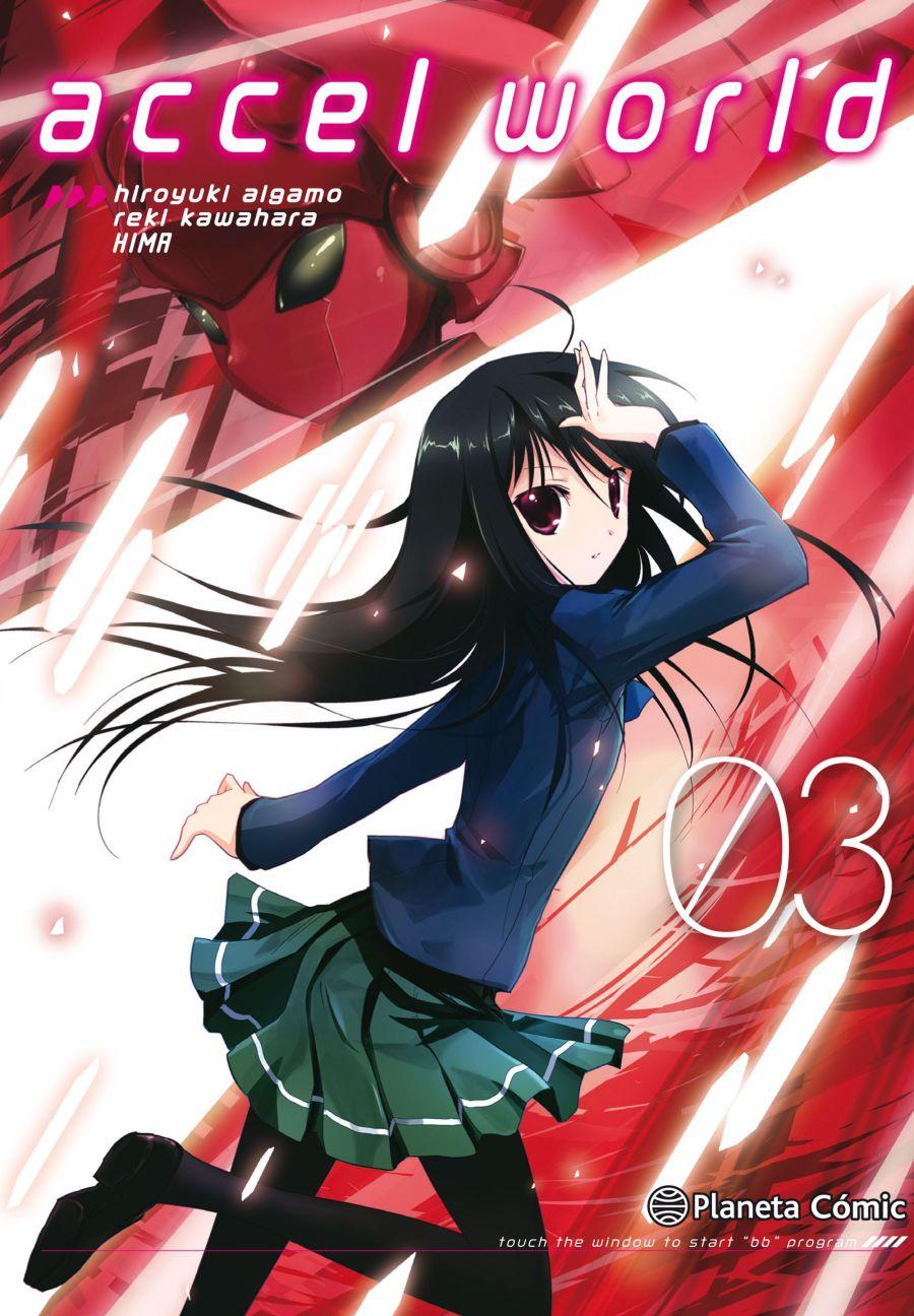 accel manga 3