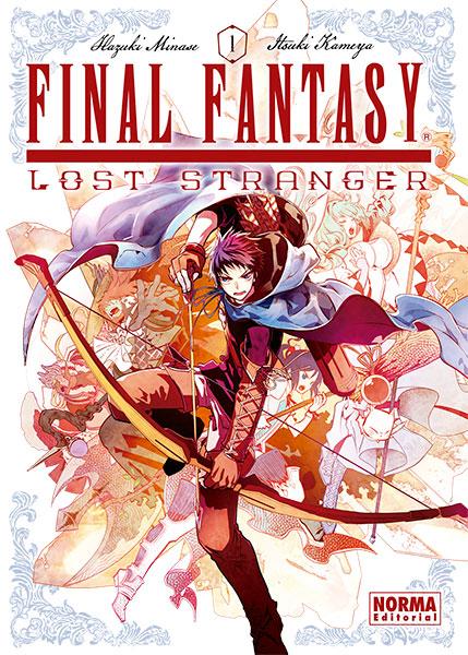 final fantasi lost stranger 1