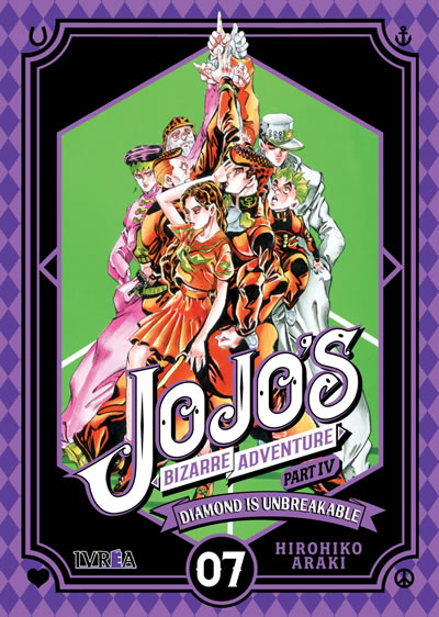 jojos diamond is unbreakable 7
