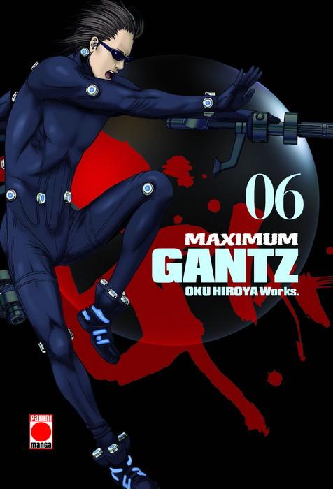 max gantz 6