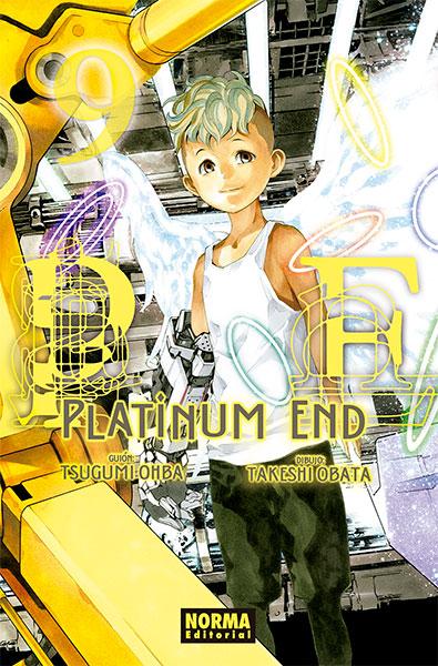 platinum end 9