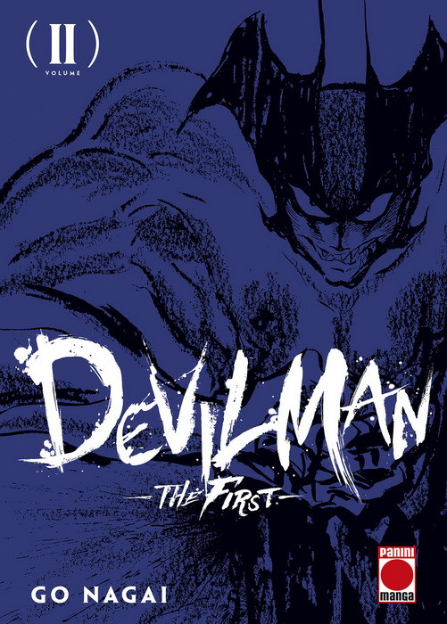 Devilman the first 2