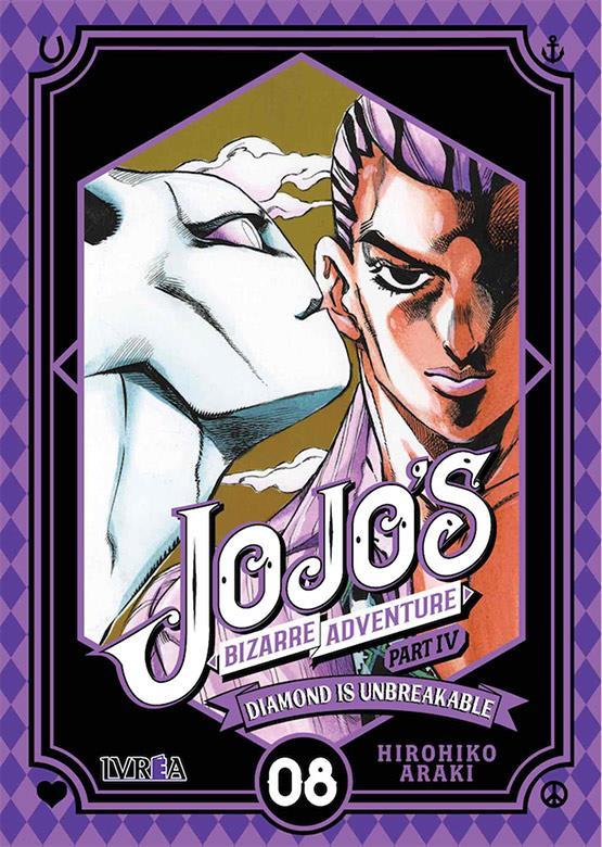 jojos diamond is unbreakable 8