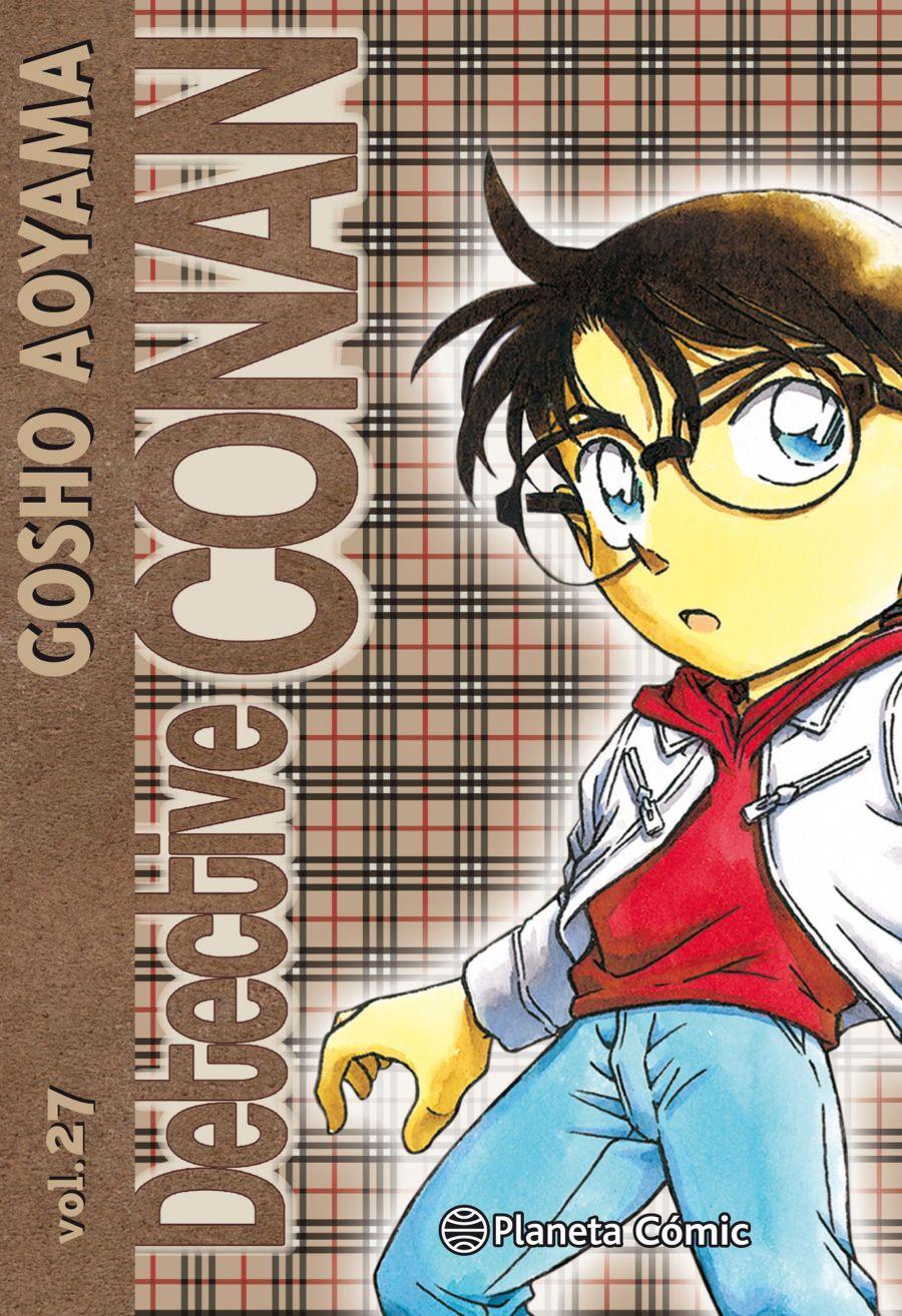 Detective conan kanzenban 27