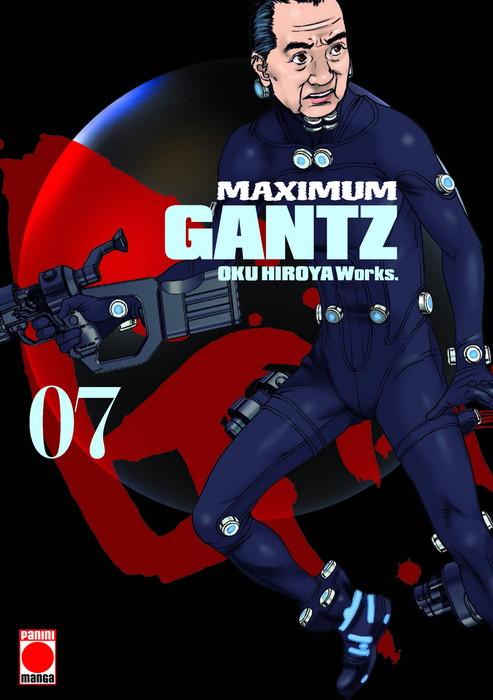 gantz max 7