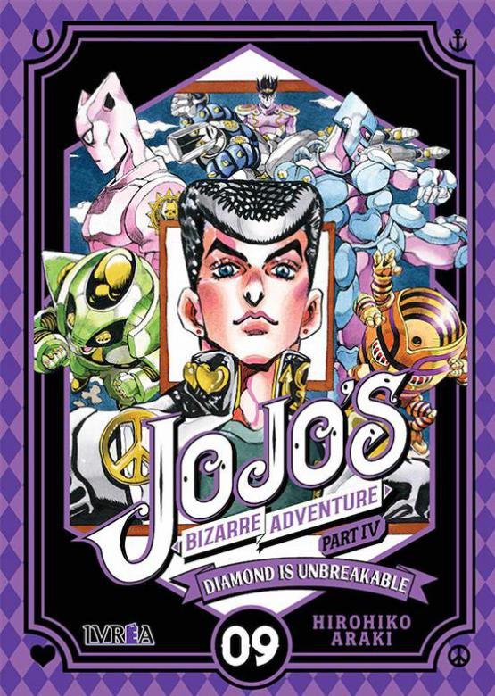 jojos diamond is unbreakable 9