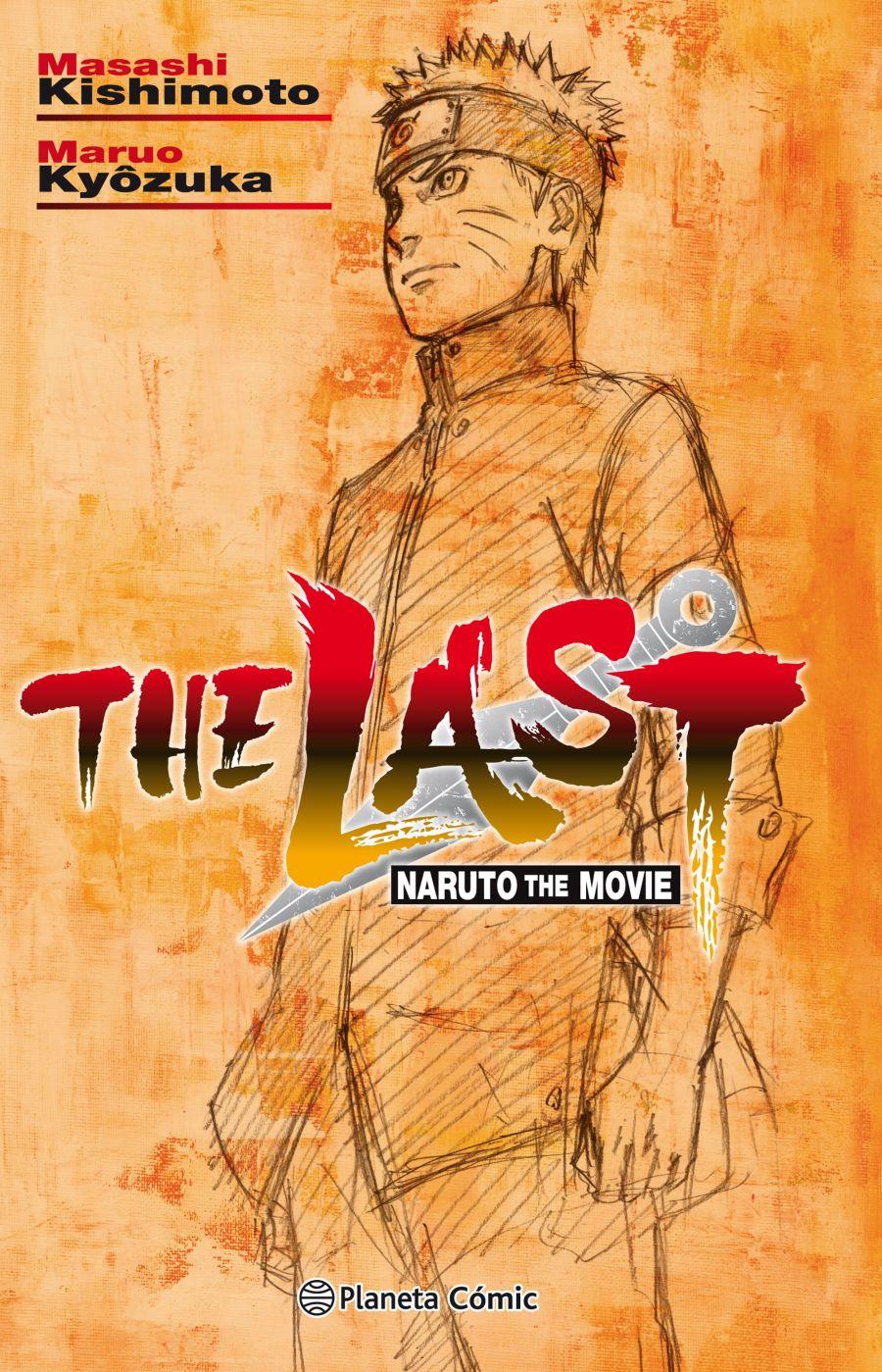 naruto the last novela