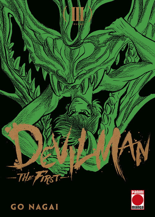 devilman the first 3