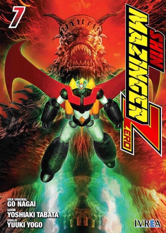 shin mazinger zero 7