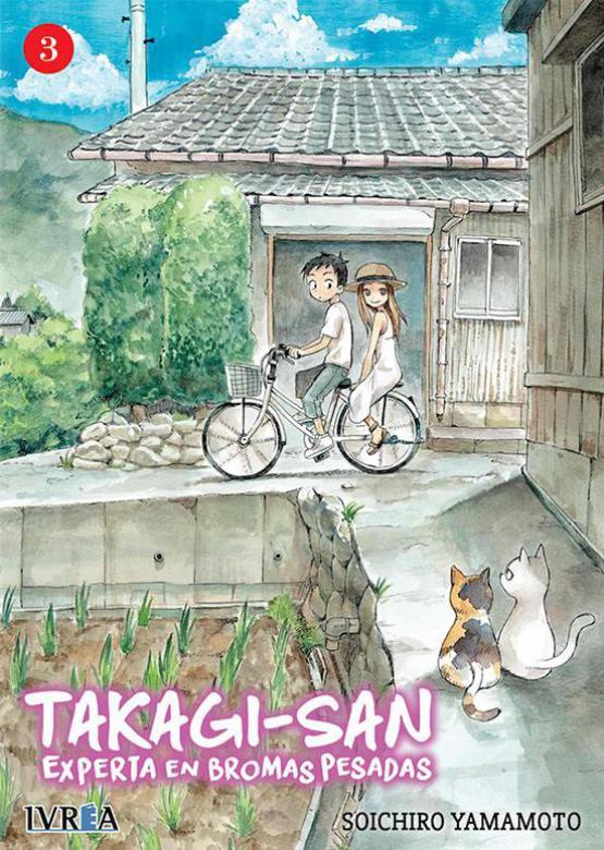 takagi-san 3