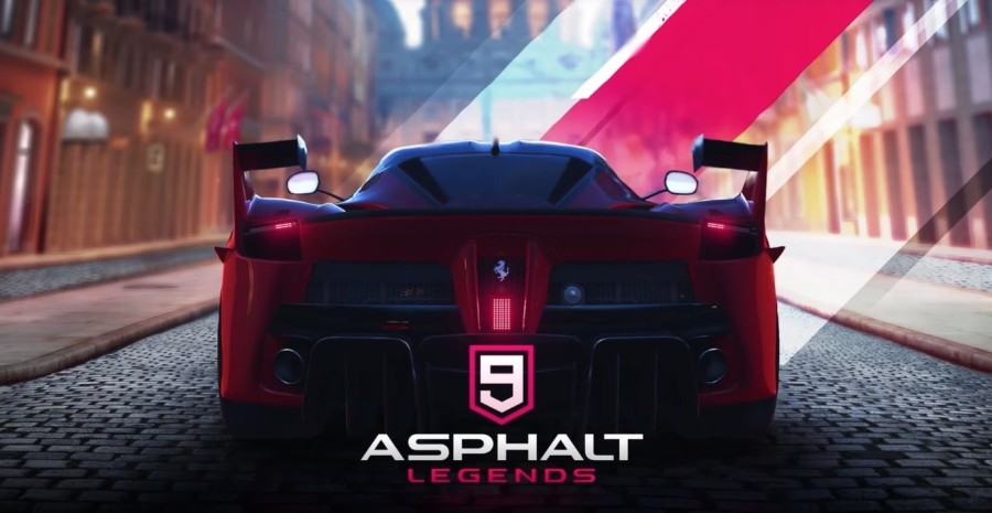 Asphaslt 9
