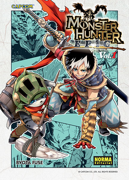 monster hunter epic 1