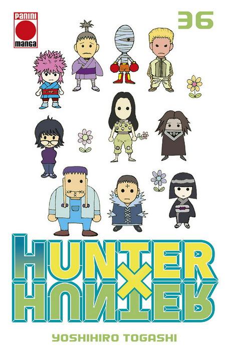 hunterxhunter 36