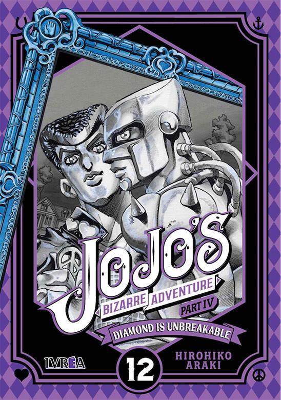 jojo's bizarre adventure diamond is unbreakable 12