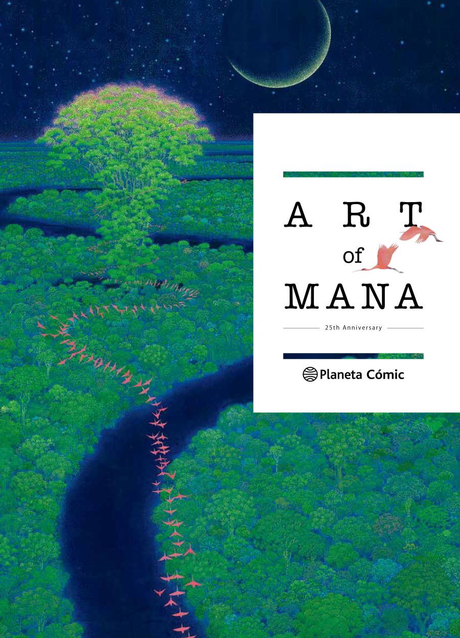 Secret of Mana artbook