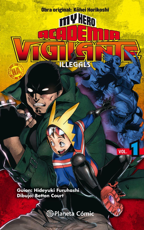Vigilante Illegals 1