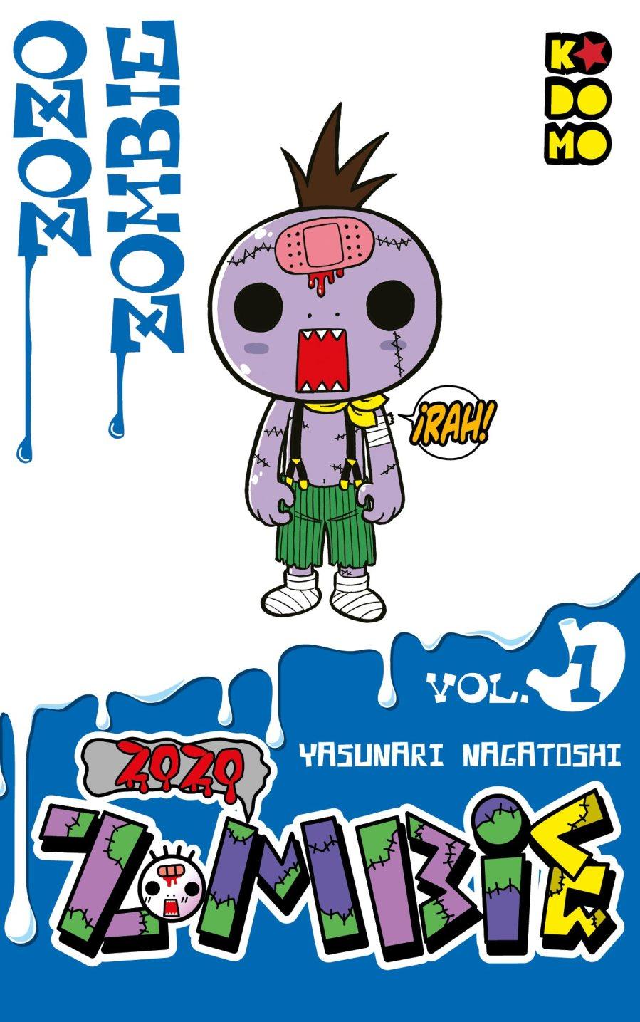 zozo zombie 1
