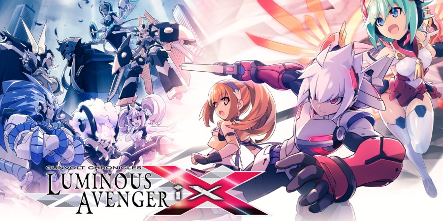 Gunvolt Chronicles Luminous Avenger iX