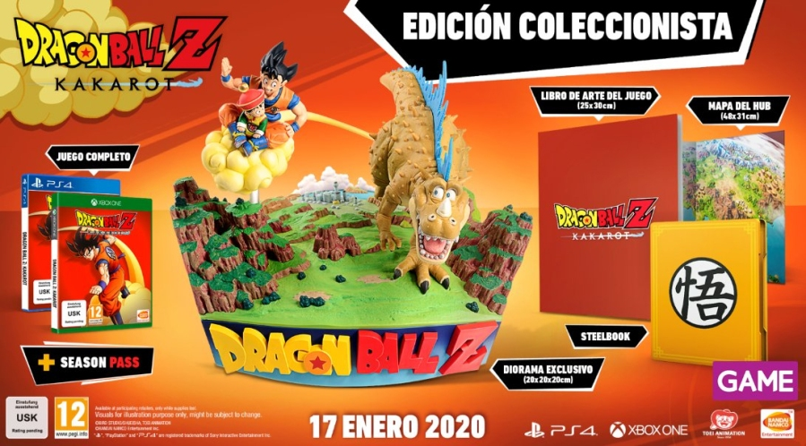 DRAGON BALL Z KAKAROT - Edición Coleccionista en GAME.jpg