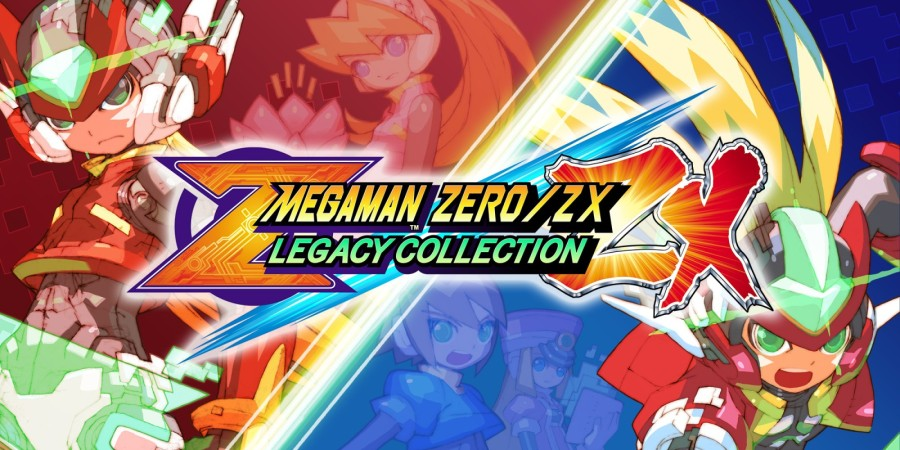 Mega Man ZeroZX Legacy Collection
