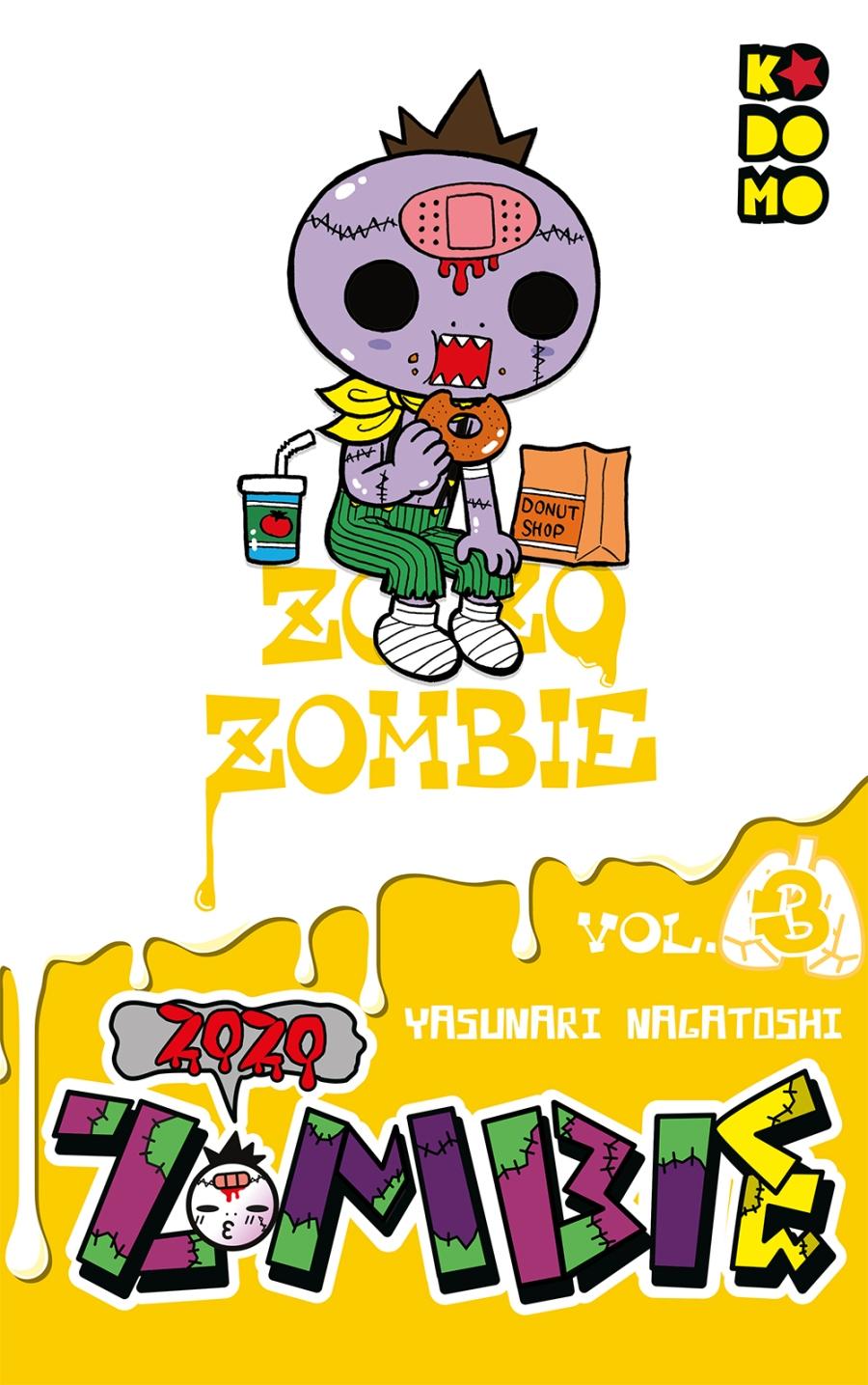 zozo zombie 3