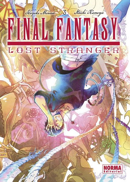 final fantasy lost stranger 2