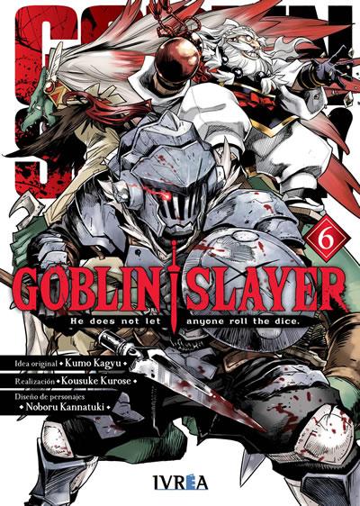 goblin slayer 6 manga