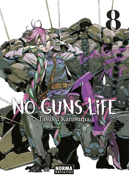 no guns life 8