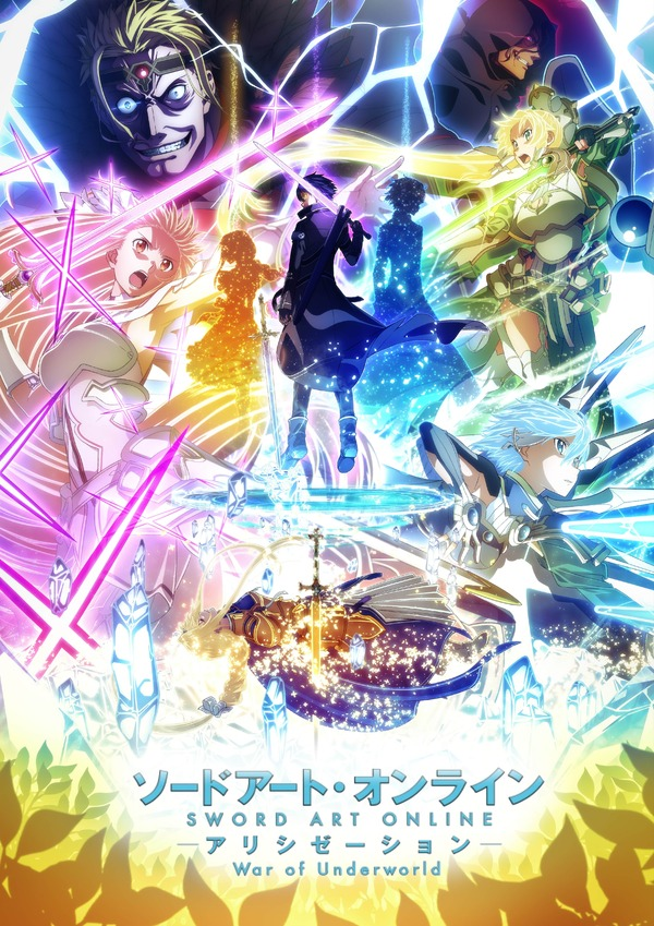 Sword Art Online Alicization War of Underworld 2
