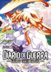 diario de guerra saga of tanya the evil 9