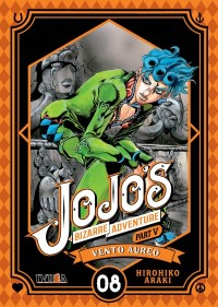 jojos bizarre adventure part 5 vento aureo 8
