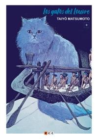 los gatos del louvre 2