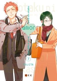 que dificil es el amor para un otaku 7