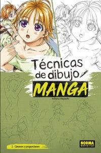 técnicas de dibujo manga 2